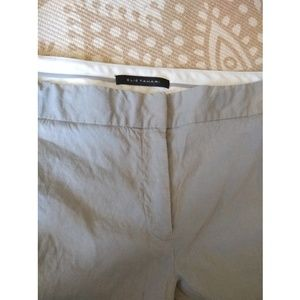 Elie Tahari | linen blend flared pants